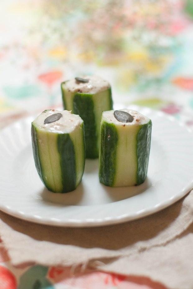 concombre mousse de thon 7
