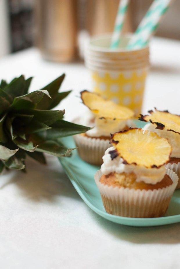 cupcake ananas 1