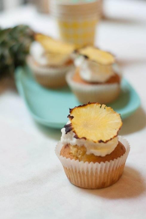 cupcake ananas 2