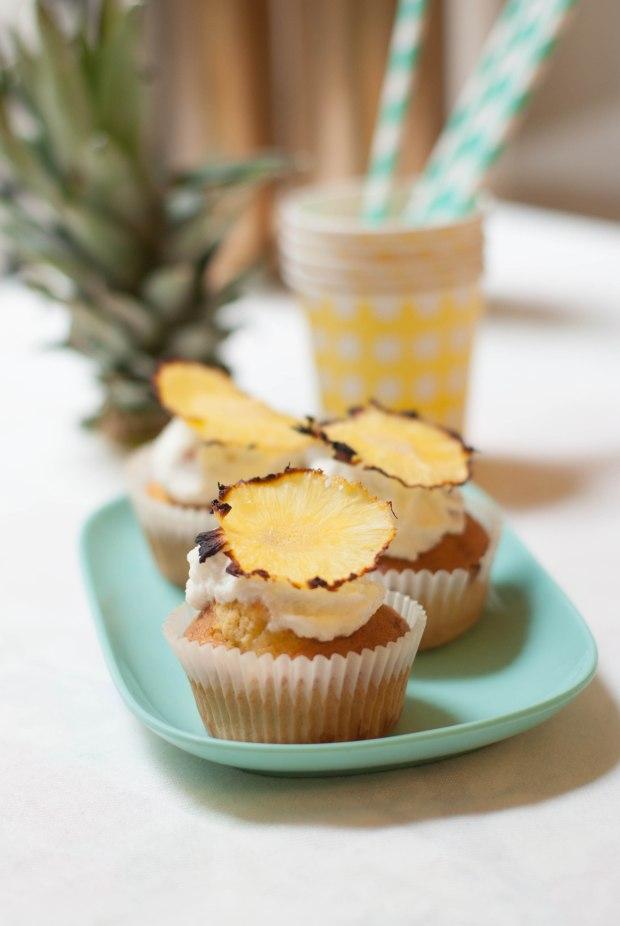 cupcake ananas 3