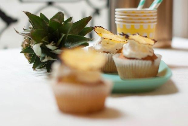 cupcake ananas 4