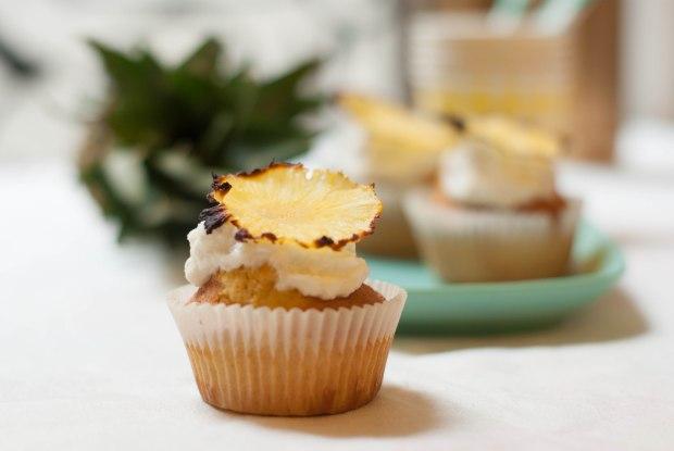 cupcake ananas 5
