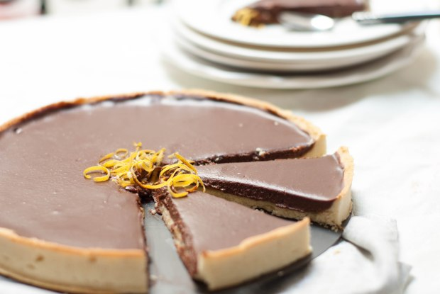 tarte chocolat citron 4