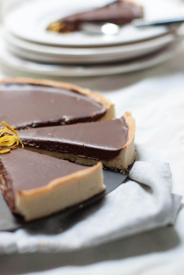 tarte chocolat citron 5