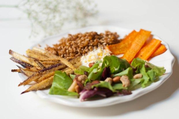 assiette veggie 2