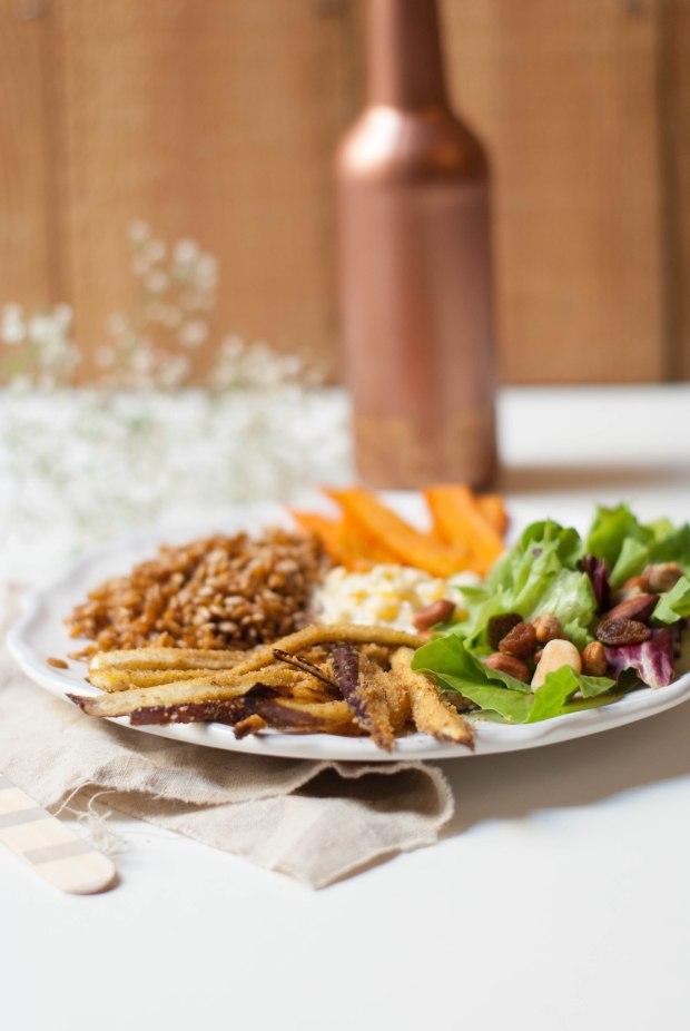 assiette veggie 6