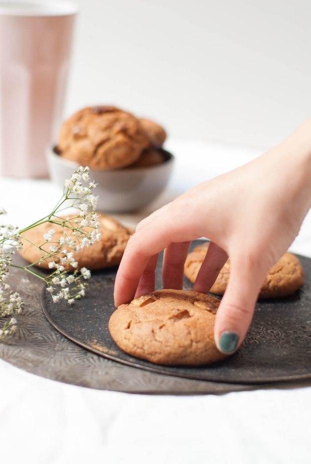 cookies chocolat caramel 4