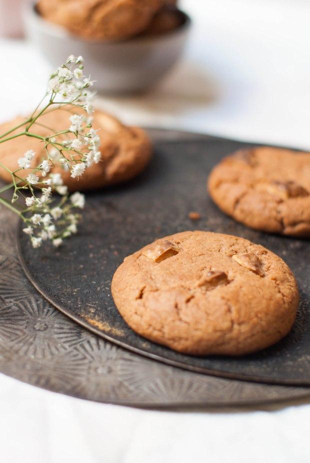 cookies chocolat caramel 5