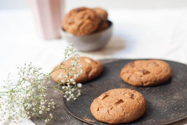 cookies chocolat caramel 6