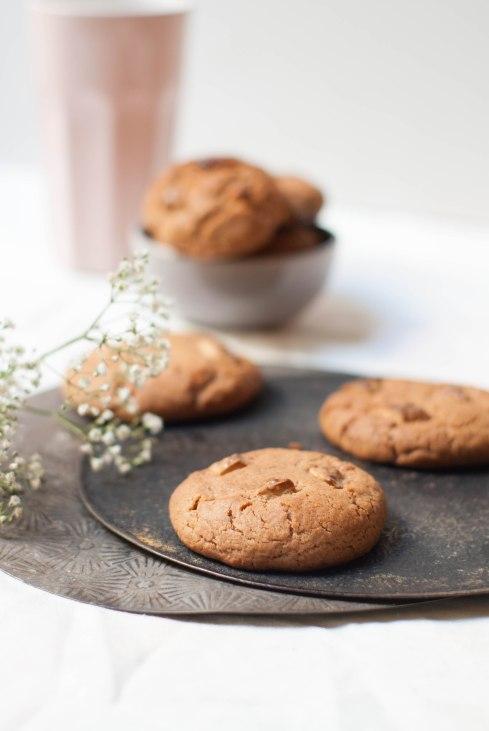 cookies chocolat caramel 8