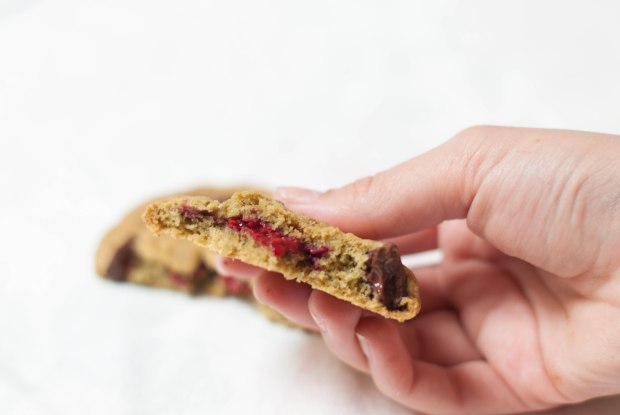 cookies chocolat matcha framboises-6089