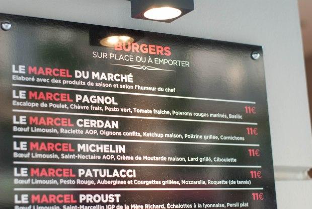 king marcel les burgers