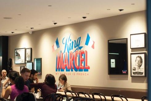 king marcel restaurant