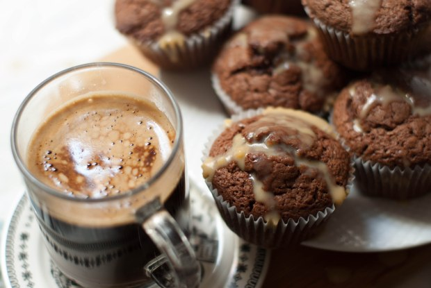 muffins chocolat caramel 4