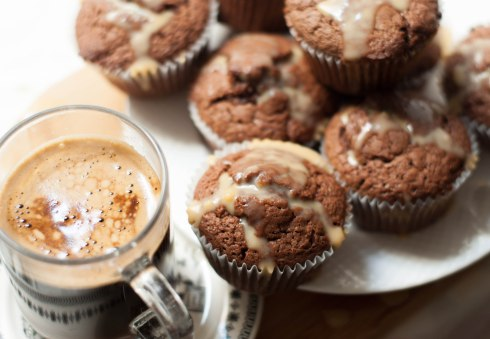 muffins chocolat caramel 5