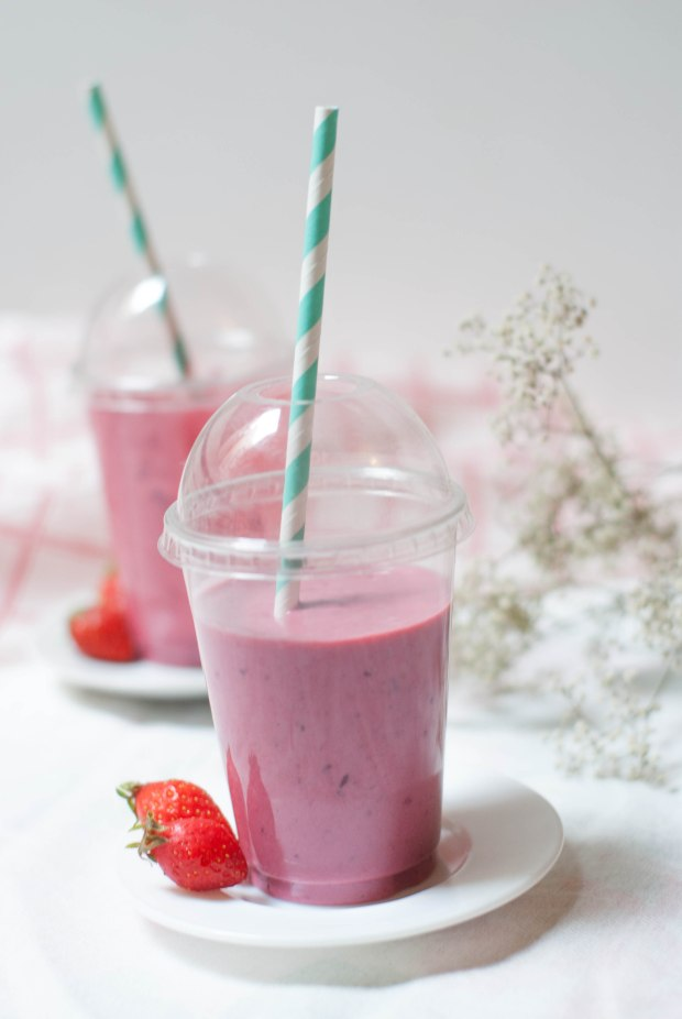 smoothie fruits rouges-6058