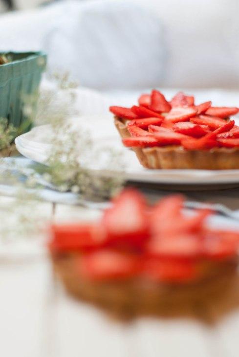 tartelete fraise verveine