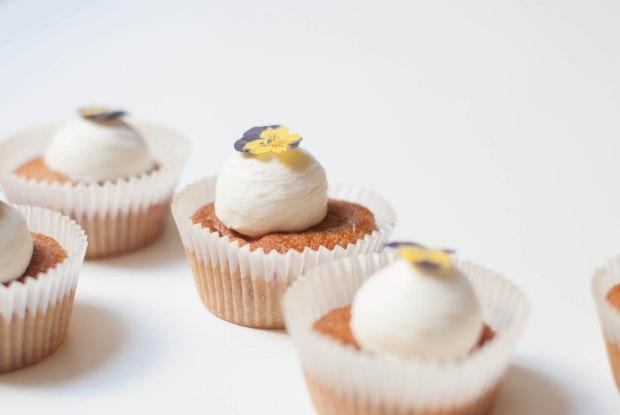 cupcakes framboises pensées-7202