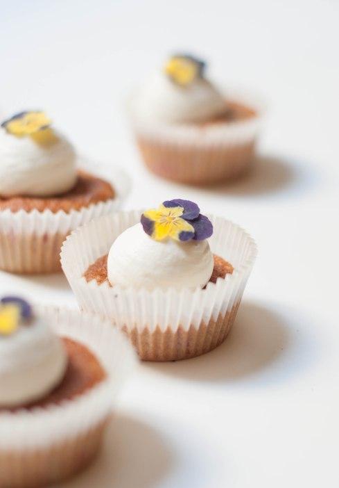 cupcakes framboises pensées-7221