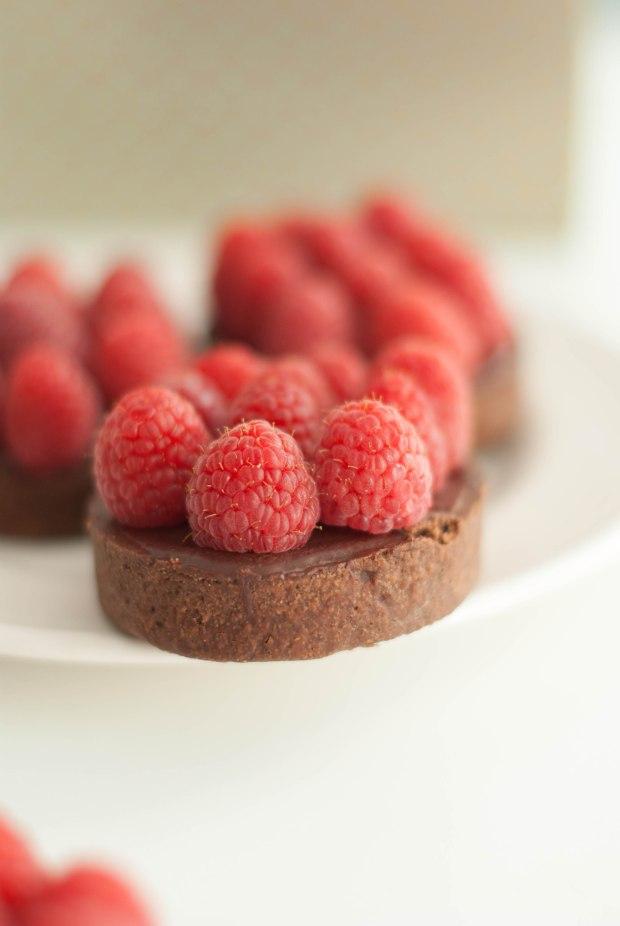 tartelettes chocolat framboises-6851