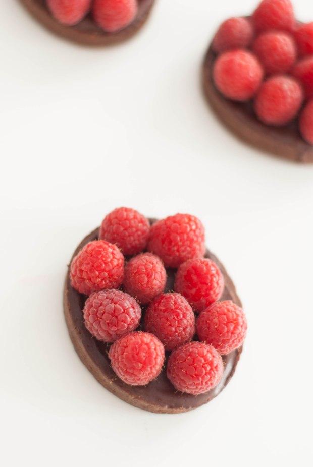 tartelettes chocolat framboises-6866