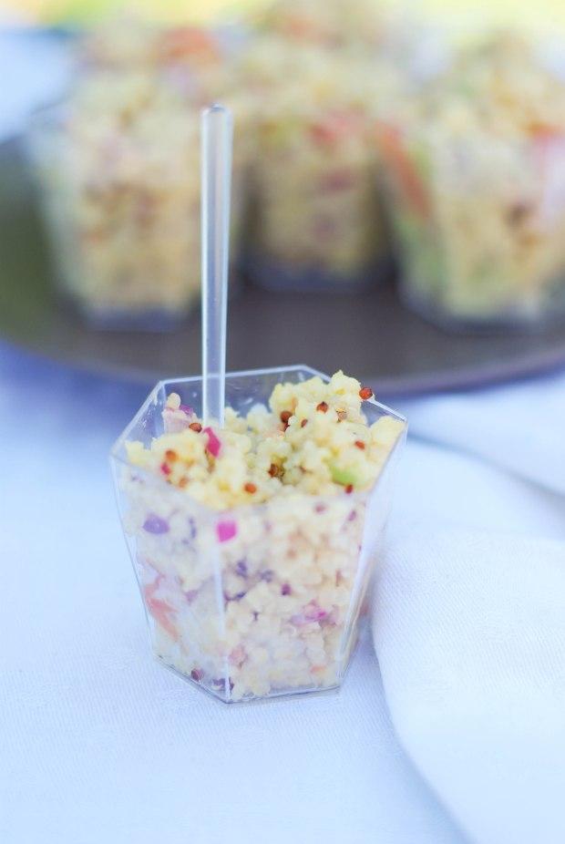 salade quinoa pamplemousse avocat