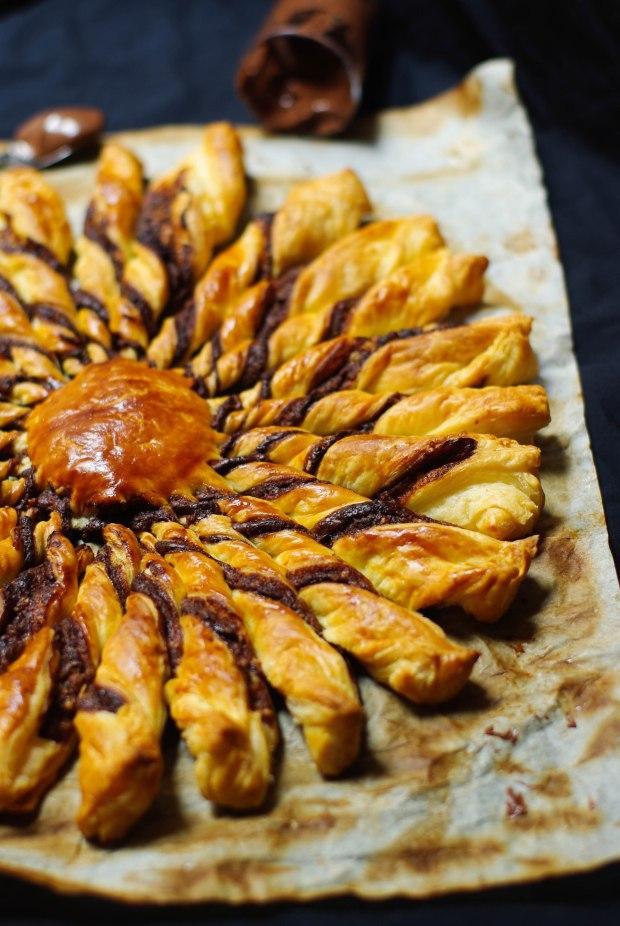 tarte soleil pate tartiner noisette praliné-12