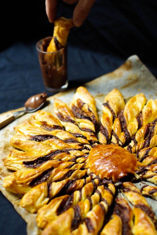 tarte soleil pate tartiner noisette praliné-6