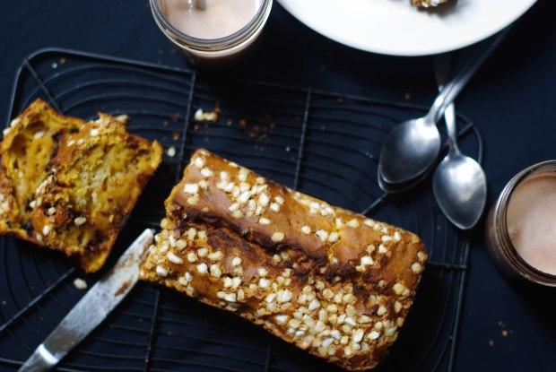 cake potiron pepites de chocolat-4