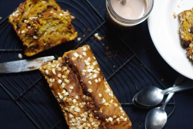 cake potiron pepites de chocolat-5