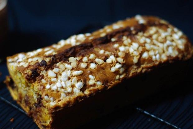 cake potiron pepites de chocolat-7