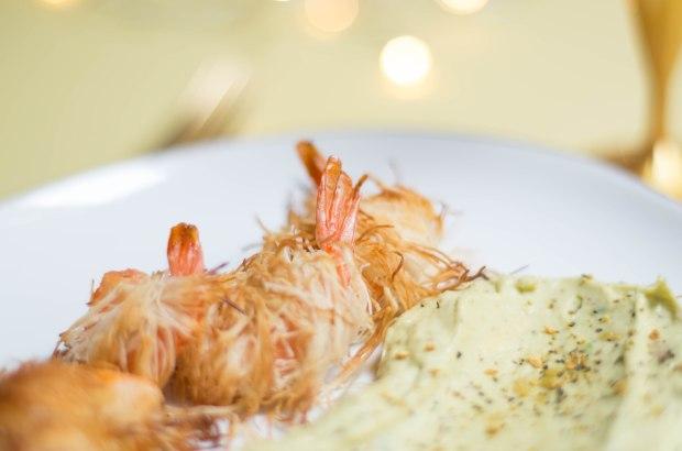 crevettes kadaif creme avocat-11