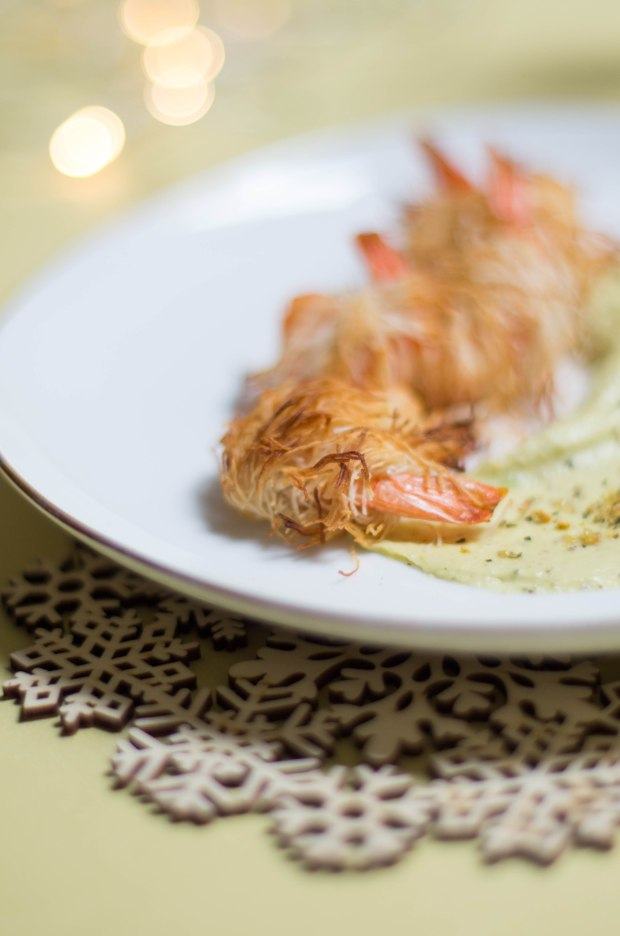 crevettes kadaif creme avocat-7