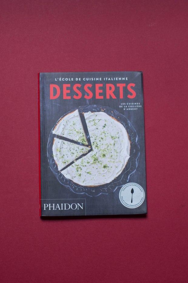 cuisine italien phaidon desserts