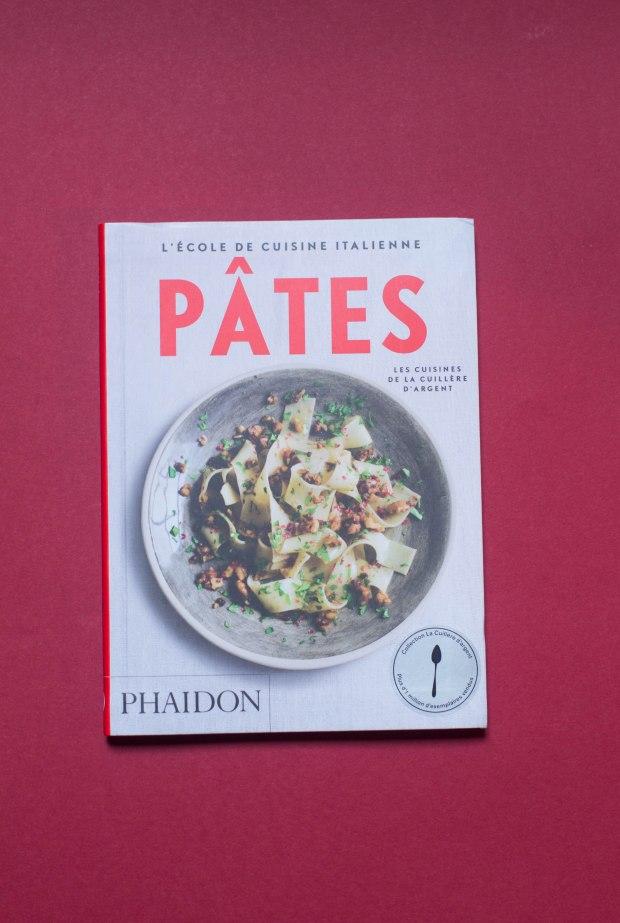 cuisine italien phaidon pates