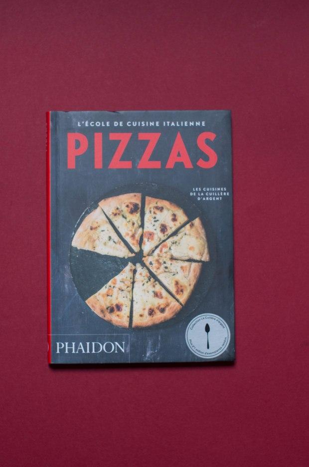 cuisine italien phaidon pizzas