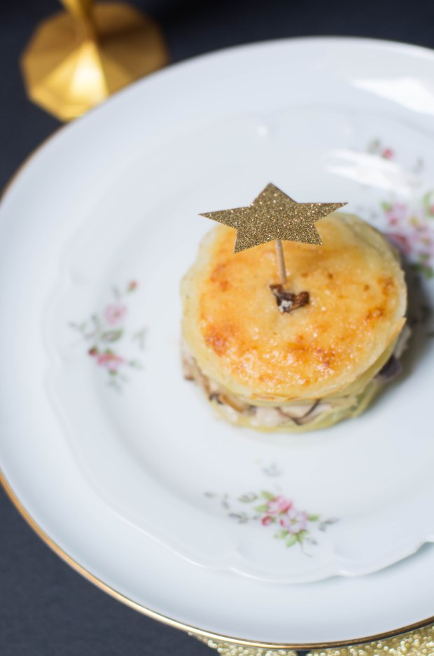 gratin dauphinois cepes recette noel-7