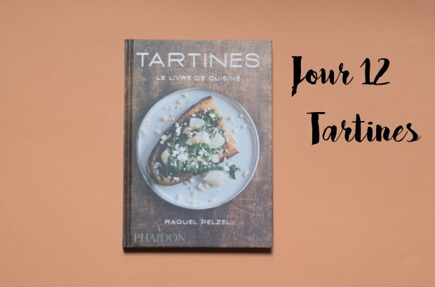 tartines le livre de cuisine