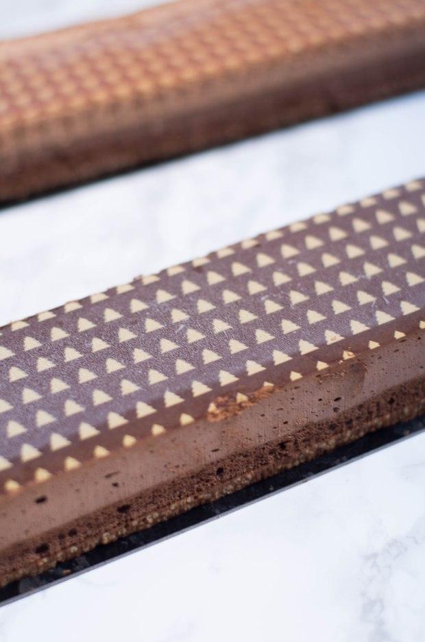 bûches gu chocolat