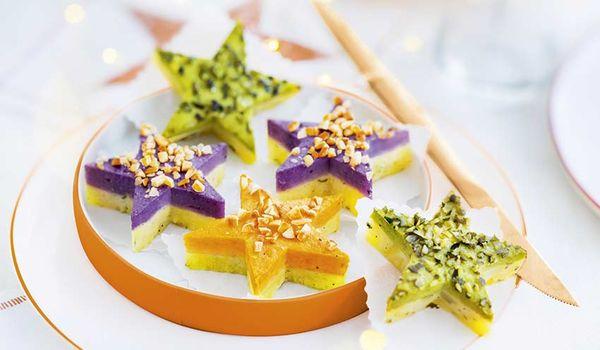étoiles légumes picard