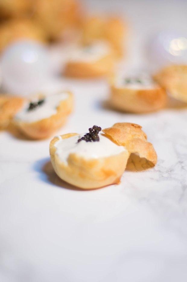 choux caviar