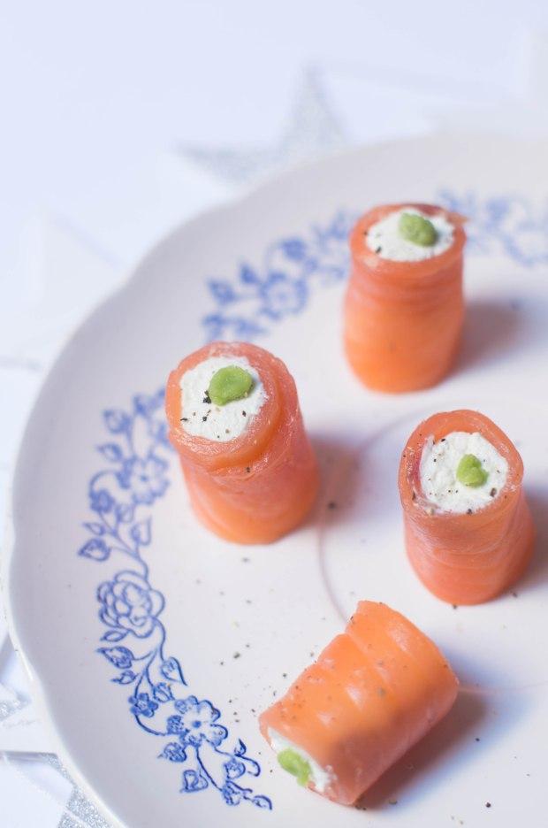 recette noel maki saumon wasabi-10
