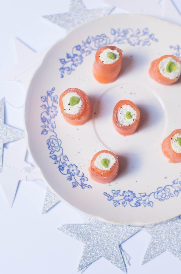 recette noel maki saumon wasabi-6