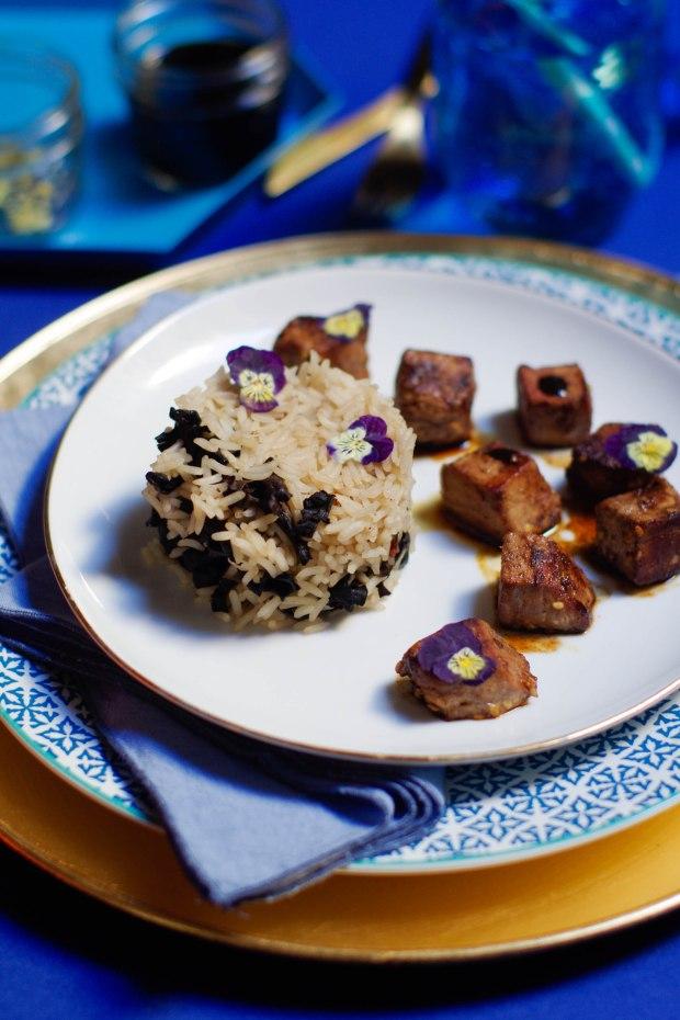 riz thai taureau aile