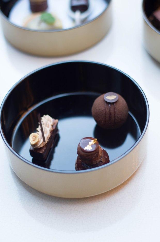 sweet bento cacao mandarin oriental