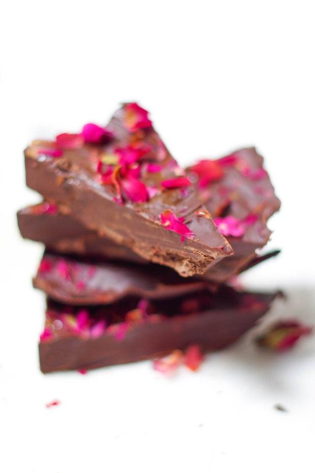 chocolat roses