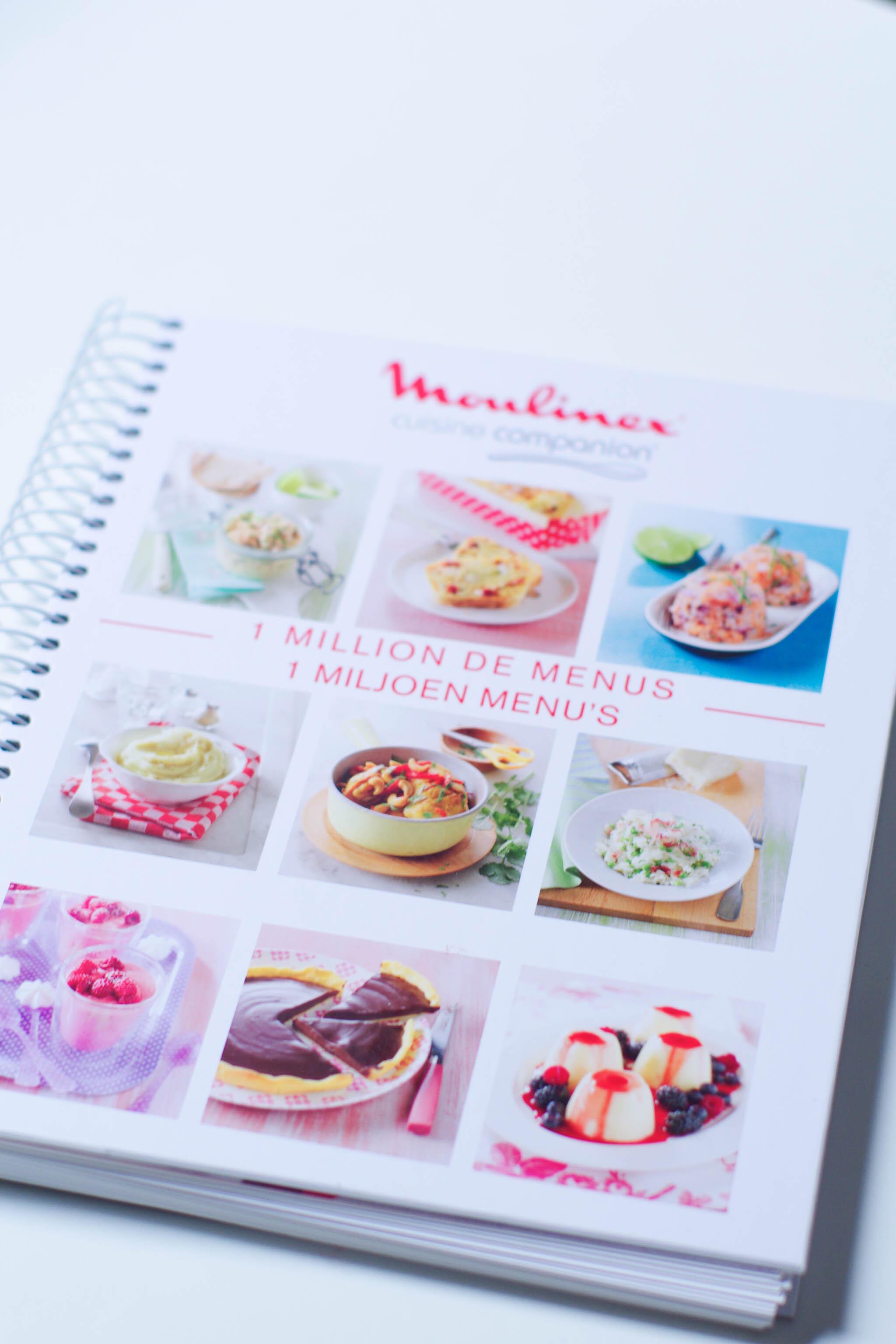 Livre recette easy soup moulinex un site culinaire populaire avec des recettes utiles - Recette moulinex soup and co ...