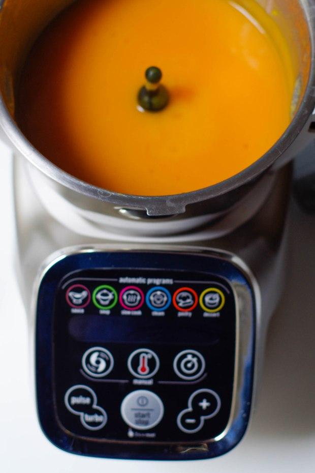 companion moulinex soupe