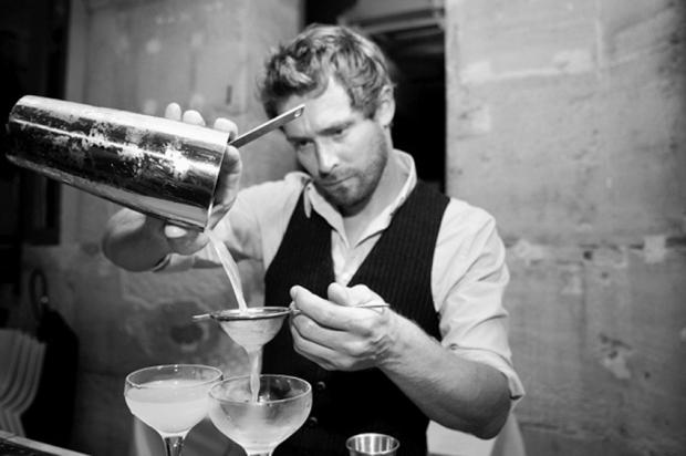 Frédéric Le Bordays - Artisan Bar