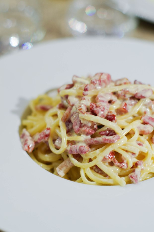 restaurant bellagio carbonara